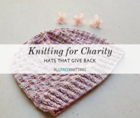 Knitting for Charity: 31 Free Hat Patterns