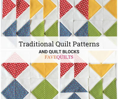 24 Traditional Quilt Patterns And Quilt Blocks Favequilts