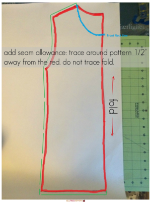 How To Make A Sewing Pattern AllFreeSewing Awesome How To Make Sewing Patterns