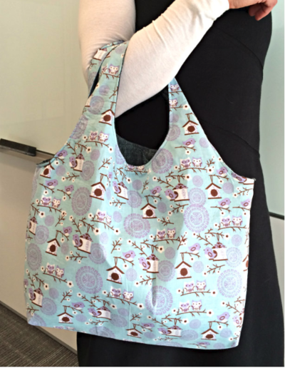 Reversible Hobo Bag Pattern