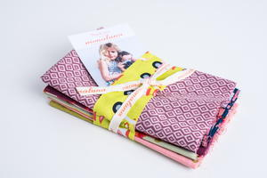 Delicate Print Monaluna Fabric Bundle Giveaway