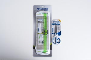 Westcott Design Line Scissors & Paper Trimmer Giveaway
