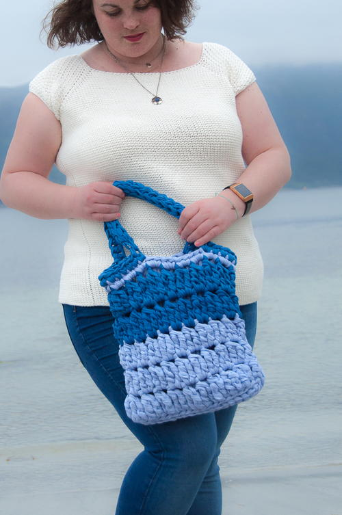 Crochet Quick Market Bag