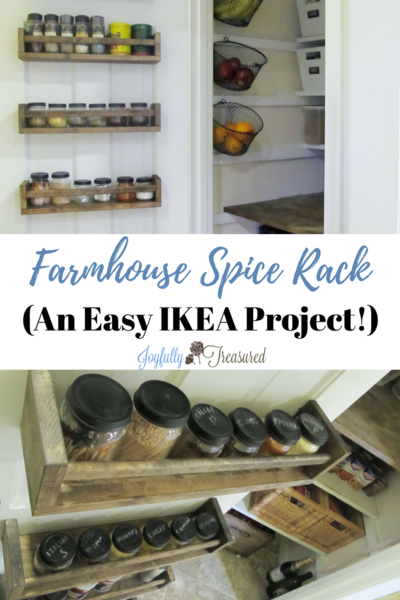 Creative Small Pantry Organization on a Budget