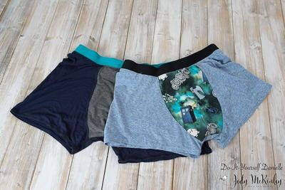 Boxer Briefs Pattern