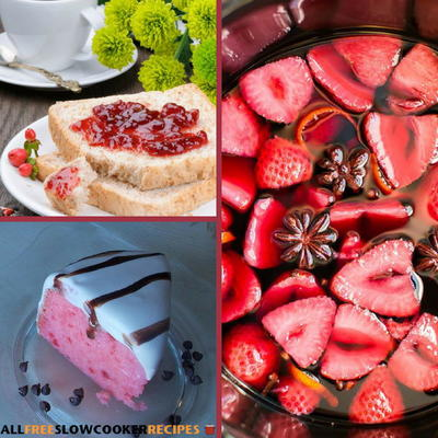 14 Easy Strawberry Recipes