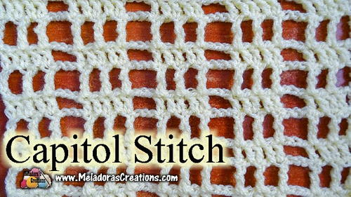 Capitol Crochet Stitch