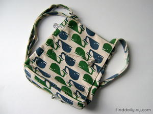 Upcycled Purse Free Backpack Pattern