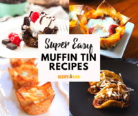 Muffin Tin Recipes: 28 Easy Recipes In a Muffin Tin