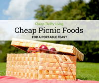 18 Cheap Picnic Foods for a Portable Feast
