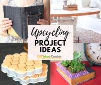 34 Easy Upcycling Projects