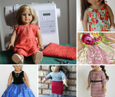 35 Free Doll Clothes Patterns And Diy Accessories Allfreesewing
