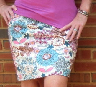 Simple 15-Minute Skirt