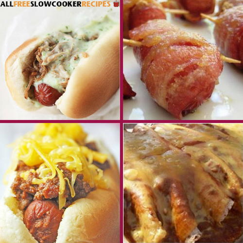 7 Ridiculously Addicting Hot Dog Recipes