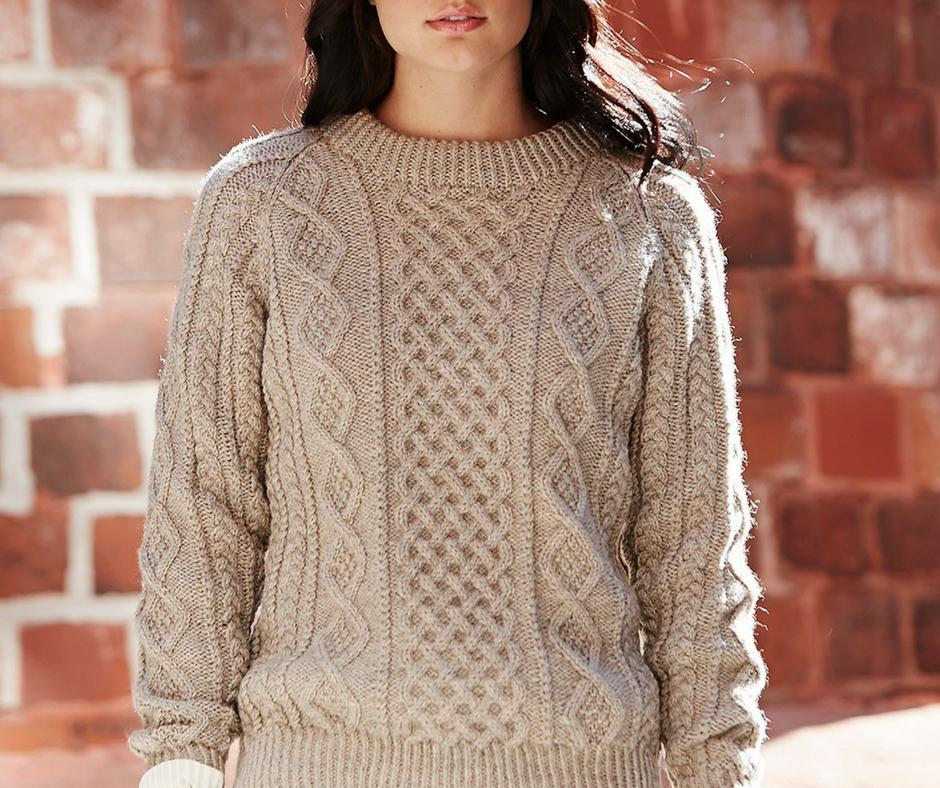 23 Super Cozy Knit Sweater Patterns Allfreeknitting