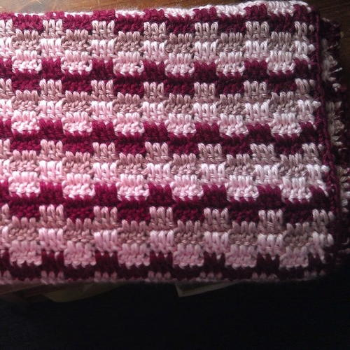 Block Party Baby Blanket