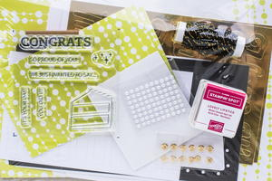 Super Cute Broadway Stamp Set Giveaway