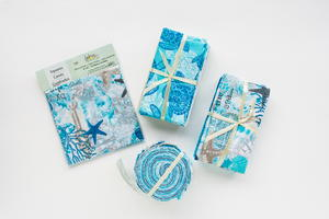 Beautiful Blue Southport Fabric Giveaway