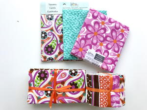 Vibrant Floral Fabric Bundle Giveaway