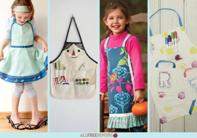 Awesome Apron Patterns for Kids