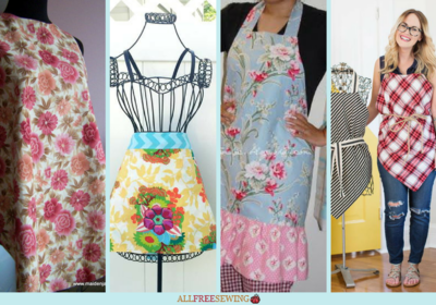 Adorable Apron Patterns for Beginners