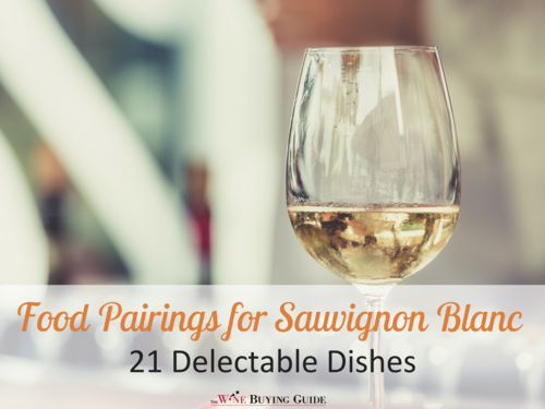 Food Pairings with Sauvignon Blanc