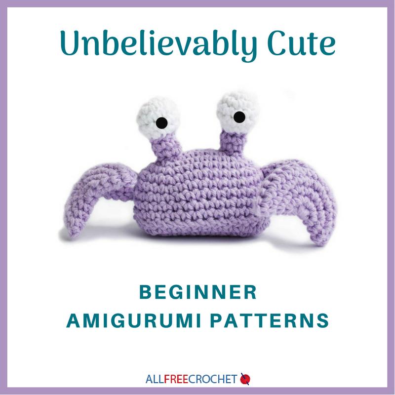 19 Unbelievably Cute Beginner Amigurumi Patterns Allfreecrochet