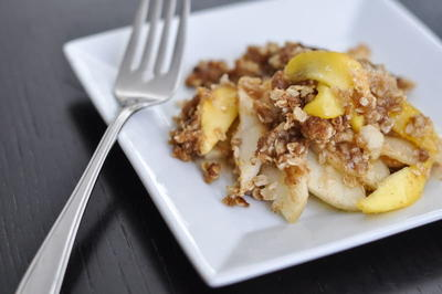 Effortless Apple and Peach Crisp Recipe