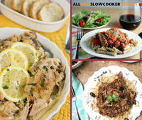 12 of Our Best Slow Cooker Chicken Thighs Recipes