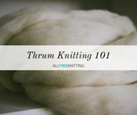 Thrum Knitting 101: The Coziest Way to Knit