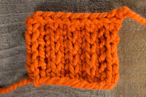 How to Knit the Heel Stitch
