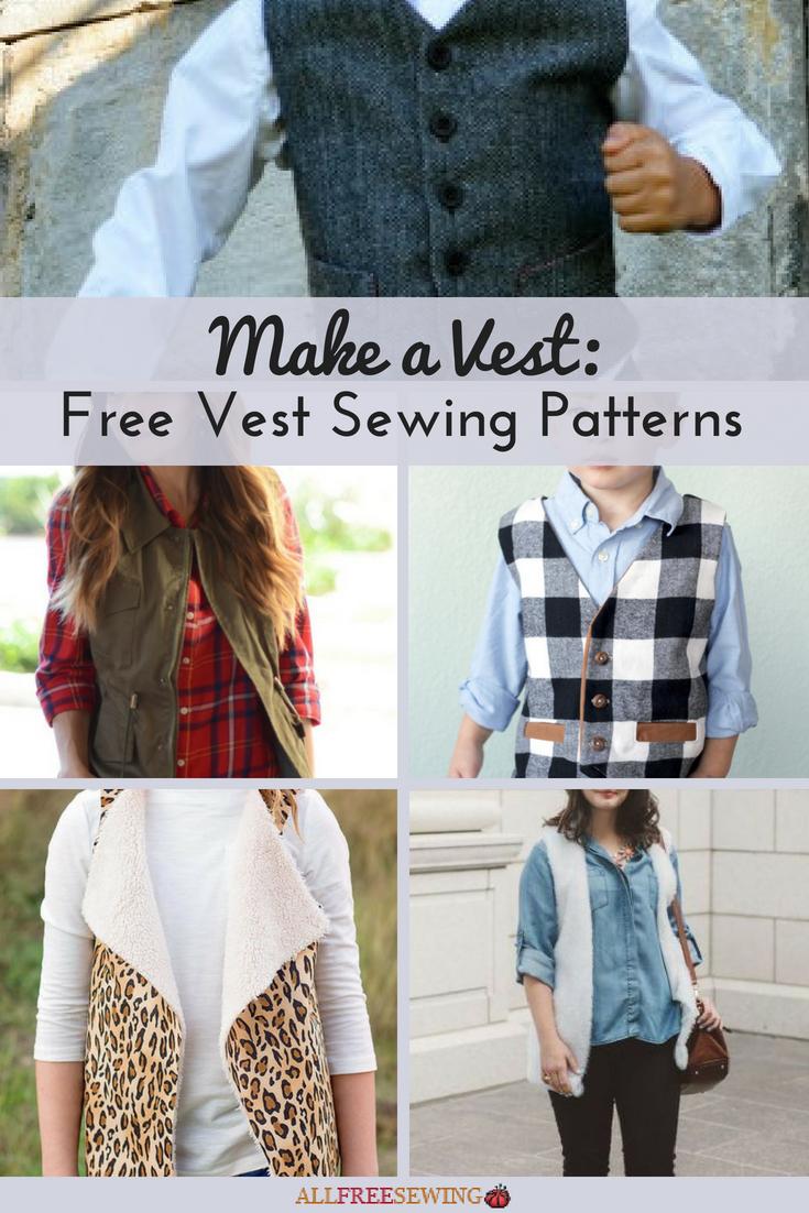 Boys Vest Pattern Awesome Decorating Design