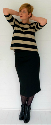 Stretchy Pencil Skirt Pattern