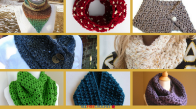 18 Cozy & Free Crochet Cowl Patterns