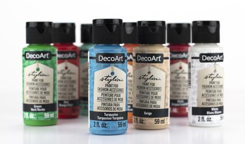 DecoArt Stylin Paint