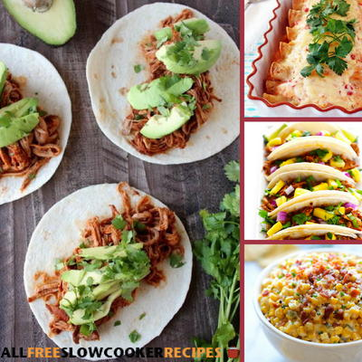 32 Slow Cooker Mexican Recipes