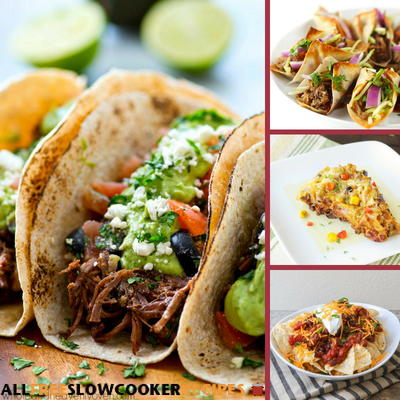 28 Slow Cooker Taco Recipes That Reinvent Taco Tuesday