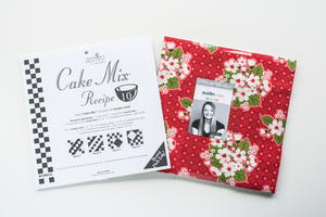 Amazing Fabric and Cake Mix Giveaway
