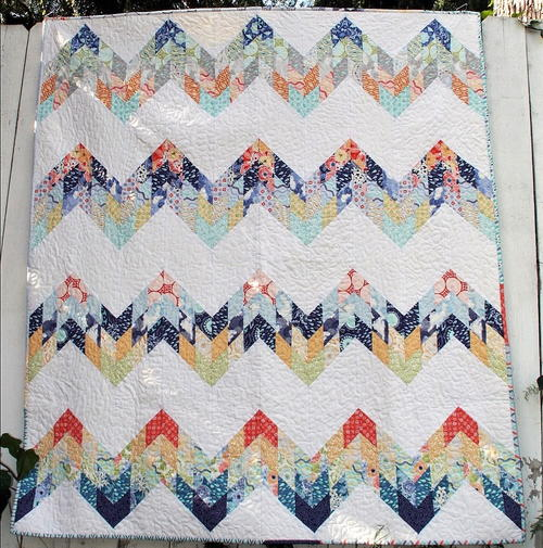 misty mountain quilt pattern favequilts com