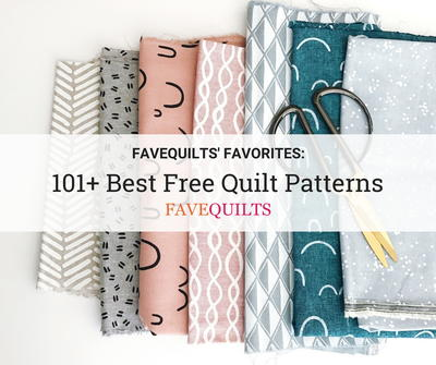 Best Quilt Patterns for Free