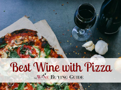 Best Wine with Pizza