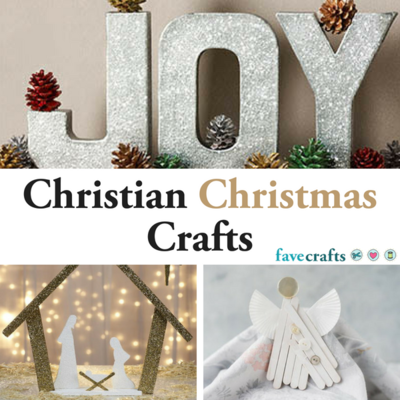 27 christian christmas crafts favecrafts com