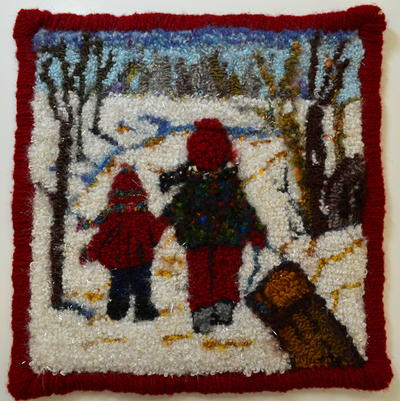Souvenirs de nos hivers canadiens - Childhood memories of our Canadian winters