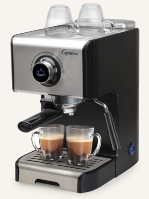 Capresso Supreme Espresso and Cappuccino Maker Giveaway