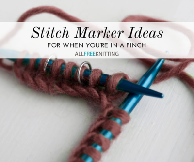 Stitch Markers DIY Ideas