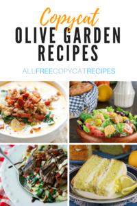 34 olive garden copycat recipes - Tortellini Al Forno Olive Garden