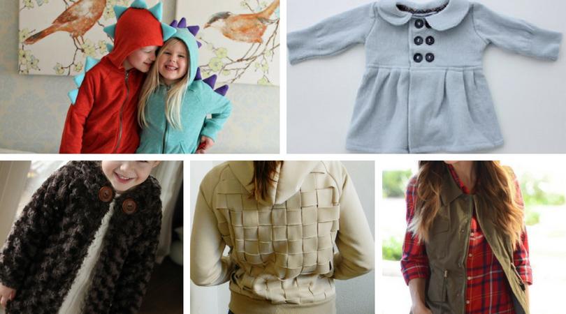 Homemade Jacket Patterns