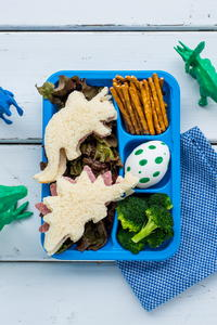 Dino-licious DIY Lunchables