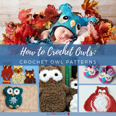 How To Crochet Owls 58 Crochet Owl Patterns Allfreecrochet