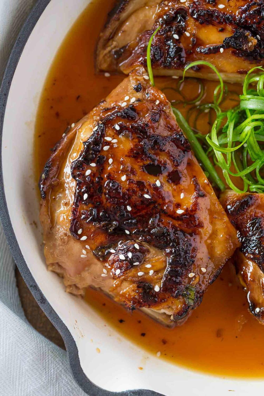 Baked Teriyaki Chicken | AllFreeCopycatRecipes.com